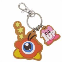 星のカービィ キーリング クッキーキーホルダー ワドルドゥ nintendo キャラクターグッズ メール便可