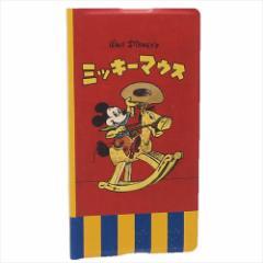 ミッキーマウス iPhone8 7 6S 6 ケース アイフォン8 7 6S 6 手帳型フリップカバー レトロ絵本 ディズニー キャラクター グッズ