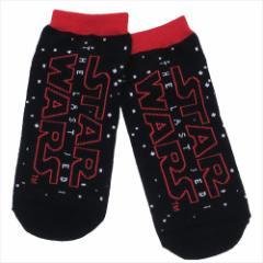 スターウォーズ 最後のジェダイ 女性用 靴下 レディース ソックス エピソード8 ロゴ STAR WARS キャラクターグッズ メール便可