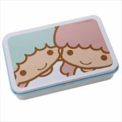 リトルツインスターズ キキ&ララ お菓子 缶入りキャンディ フェイス サンリオ キャラクター グッズ