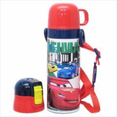 カーズ 保温保冷水筒 2wayステンレスボトル Cars18 ディズニー キャラクター グッズ