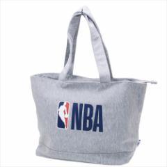 NBA トートバッグ 天ファスナー付きスウェットトートNBA バスケットボール グッズ