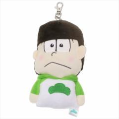 おそ松さん 定期入れ リール式ぬいぐるみパスケース チョロ松 アニメキャラクター グッズ