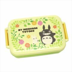 となりのトトロ お弁当箱 食洗機対応タイトランチボックス角型 プランツ スタジオジブリ キャラクター グッズ