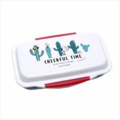 スヌーピー お弁当箱 ふわっと1段ランチボックス カクタス ピーナッツ キャラクター グッズ