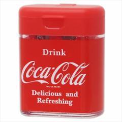 コカコーラ 鉛筆削り ダブルえんぴつけずり器おやつマーケット キャラクターグッズ メール便可