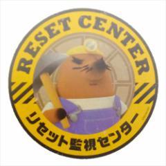 どうぶつの森 ステッカー トラベルステッカー リセット監視センター nintendo キャラクターグッズ メール便可