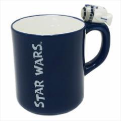 スターウォーズ マグカップ フィギュア付きマグ R2-D2 STARWARS キャラクター グッズ