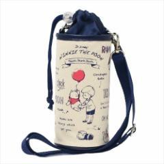 くまのプーさん ペットボトルホルダー 保冷ボトルケース 2018年新入学 ディズニー キャラクター グッズ
