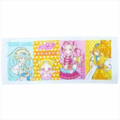 HUGっと プリキュア ジュニアバスタオル シャーリングスポーツタオル 2018SS アニメキャラクターグッズ メ