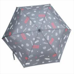 MARVEL 折畳傘 折りたたみ傘 ロゴチラシ マーベル キャラクターグッズ通販