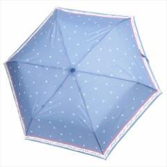 ミッキーマウス 折畳傘 耐風折りたたみ傘 ドット ディズニー キャラクターグッズ通販