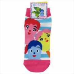 みいつけた! 子供用靴下 キッズソックス なかよし NHK キャラクターグッズ通販 メール便可