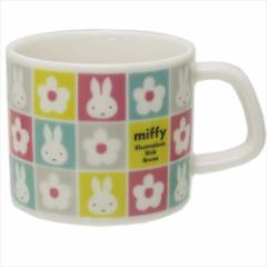 ミッフィー マグカップ 磁器製 MINI MUG スプリングフラワー ディックブルーナ キャラクターグッズ通販