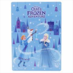 アナと雪の女王 下敷き 家族の思い出 ディズニー キャラクターグッズ通販 メール便可