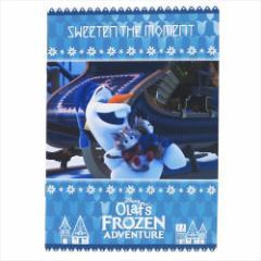 アナと雪の女王 横罫ノート A5ミニノート 家族の思い出 ディズニー キャラクターグッズ通販 メール便可