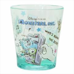 モンスターズインク クリアプラコップ カラークリスタルカップ グラフィティ ディズニー キャラクターグッズ通販