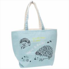 モカ 保冷バッグ トート型保冷ショッピングバッグ ハリネズミ お買い物かばんグッズ通販