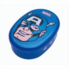キャプテンアメリカ お弁当箱 漆器小型ランチボックス フェイス マーベル キャラクターグッズ通販