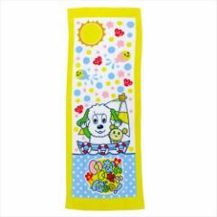 いないいないばあっ 子供用プールタオル ジュニアバスタオル ぷかぷかびより NHK キャラクターグッズ通販