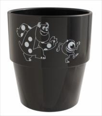モンスターズインク プラカップ スタッキングタンブラー シルエット集合 ディズニー キャラクターグッズ通販