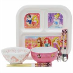ディズニープリンセス 食器セット 子供用食器 6点セットディズニー キャラクターグッズ通販