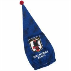 サッカー日本代表 ヘアドライ帽子 キャップタオル サムライブルー キャラクターグッズ通販