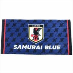サッカー日本代表 ビーチタオル レジャーバスタオル SAMURAI BLUE スポーツグッズ通販