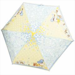 ドナルド&チップ&デール 折畳耐風傘 折りたたみかさディズニー キャラクターグッズ通販