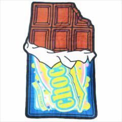 チョコレートフォーム タオルケット ダイカット ビーチタオル 2018SS 海 プールサマーレジャー用品通販