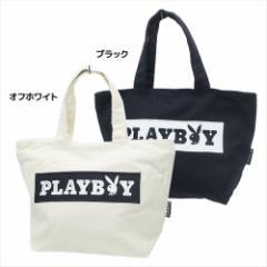 PLAYBOY プレイボーイ ランチバッグ 天ファスナー付きミニトート バニー キャラクターグッズ通販