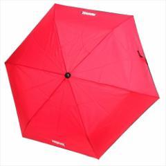 マーベル 折畳傘 折りたたみ傘 レッド マーベル キャラクターグッズ通販