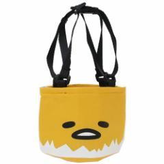 ぐでたま カップホルダー バッグ ルーカップサンリオ キャラクターグッズ通販 メール便可