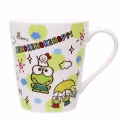 けろけろけろっぴ マグカップ スリムマグカップ チラシ サンリオ キャラクターグッズ通販
