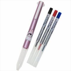 コウペンちゃん ボールペン スタイルフィット 3色ホルダーペン ピンク LINEクリエイターズ キャラクターグッズ通販