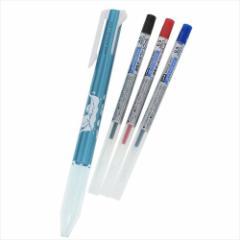 コウペンちゃん ボールペン スタイルフィット 3色ホルダーペン 水色 LINEクリエイターズ キャラクターグッズ通販