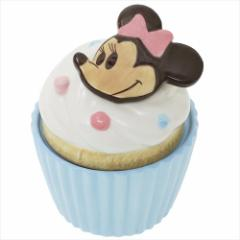 ミニーマウス 陶器型小物入れ カップケーキ型キャニスターディズニー キャラクターグッズ通販