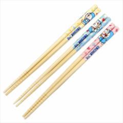 ドラえもん お箸 21cm竹箸3膳セットサンリオ キャラクターグッズ通販 メール便可