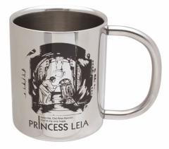 スターウォーズ 保温保冷マグカップ 真空ステンレス二重MUG レイヤ姫&R2-D2 STAR WARS キャラクターグッズ通販