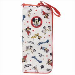 ミッキーマウス 折りたたみ傘ケース アンブレラマルチケースディズニー キャラクターグッズ通販