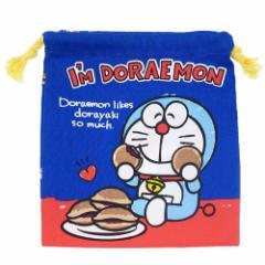 ドラえもん 巾着袋 きんちゃくポーチ どら焼き サンリオ キャラクターグッズ通販