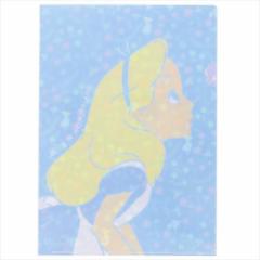 ふしぎの国のアリス ファイル A4シングルクリアファイル 2111535 ディズニー キャラクターグッズ通販 メール便可