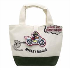ミッキーマウス ランチバッグ ワッペントートディズニー キャラクターグッズ通販