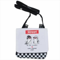 STREET MOOD ショルダーひも付きクリップポケット どこでもポッケ 2018SS ギフト雑貨グッズ通販 メール便可