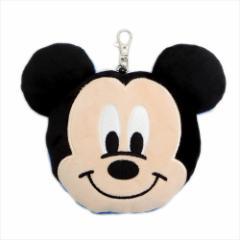 ミッキーマウス 定期入れ リール式ぬいぐるみパスケース フェイス ディズニー キャラクターグッズ通販