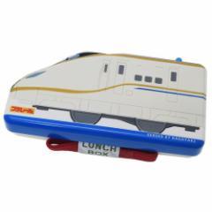 プラレール お弁当箱 ダイカット ランチボックス 北陸新幹線かがやき 鉄道 280ml キャラクター グッズ