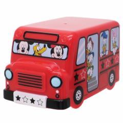 ミッキー&フレンズ お弁当箱 バス型 2段 ランチボックス ディズニー 210ml 250ml キャラクター グッズ