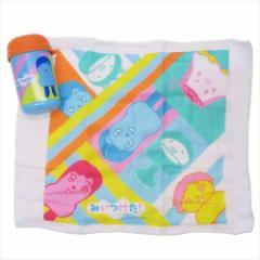 みいつけた ランチ雑貨 おしぼりセット NHK 遠足雑貨 キャラクター グッズ