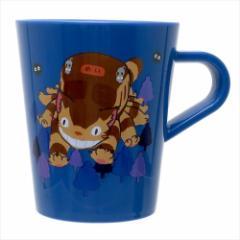 となりのトトロ プラカップ 食洗機対応ランチコップ ネコバス スタジオジブリ 330ml キャラクター グッズ