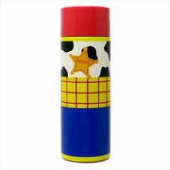 トイストーリー 保温保冷水筒 直飲みステンレスマグボトル ウッディアイコン ディズニー 350ml キャラクター グッズ